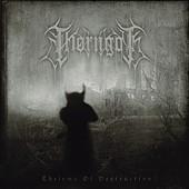 Thorngoth - Thelema Of Destruction, CDBOX