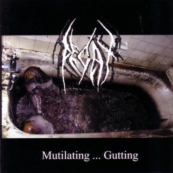 Decay - Mutilating...Gutting, CD