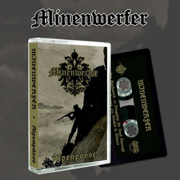 Minenwerfer - Alpenpässe, MC