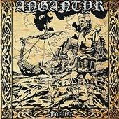 Angantyr - Forvist, CD