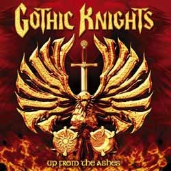 Gothic Knights - Up From The Ashes, DigiCD