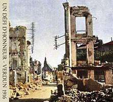 Un Defi D'Honneur - Verdun 1916, CD