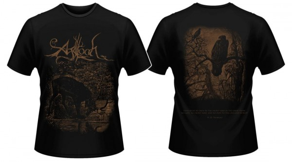 Agalloch - Of Stone, Wind & Pillor [S], TS
