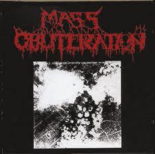 Mass Obliteration - Destestation, CD