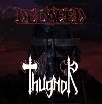Decayed/Thugnor - Split, CD