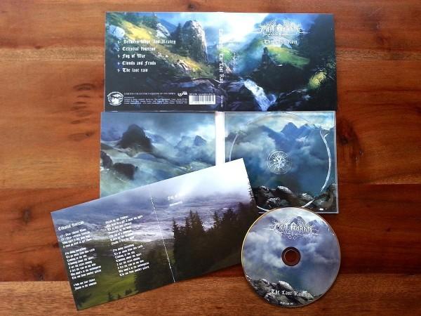 Cân Bardd - The Last Rain, DigiCD