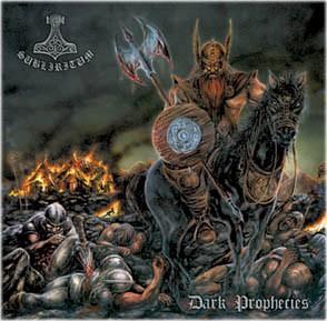 Subliritum - Dark Prophecies, CD