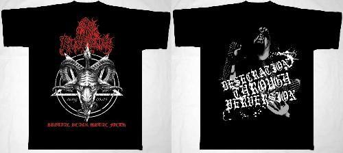 Anal Blasphemy - Bestial Black Metal Filth [S], TS