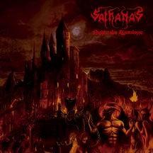 Sathanas - Nightrealm Apocalypse, DigiCD