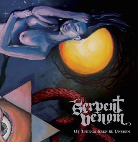 Serpent Venom - Of Things Seen & Unseen, DigiCD