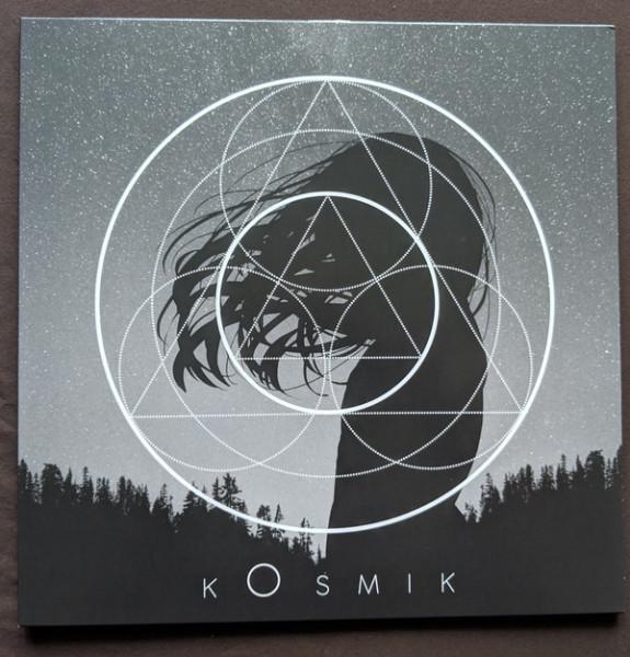 Violet Cold - Kosmik [black - 250], LP
