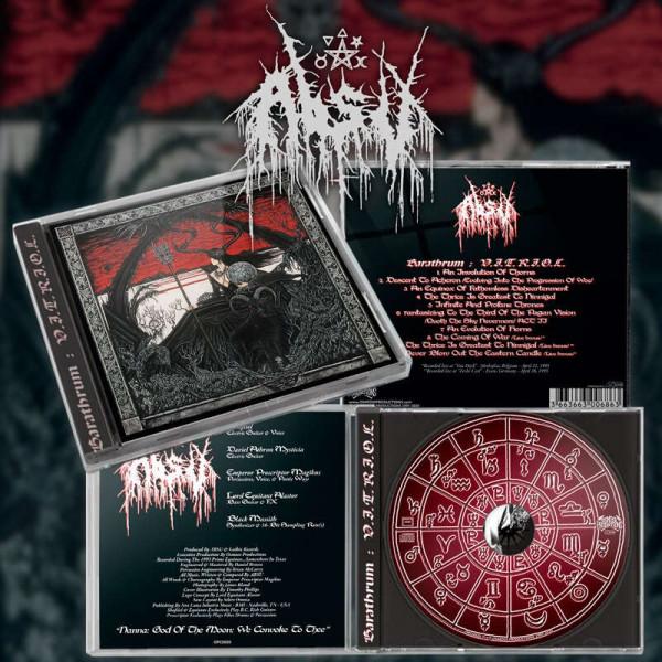 Absu - Barathrum: V.I.T.R.I.O.L., CD