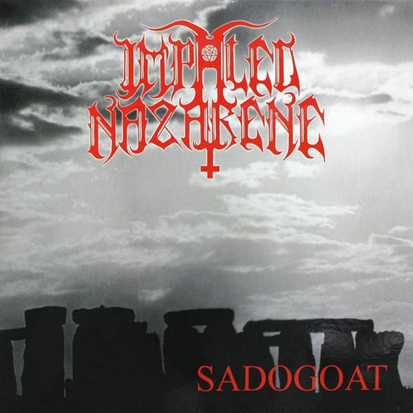 """Impaled Nazarene - Sadogoat [gold - 300], 7"""""""