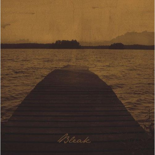 Austere/Isolation - Bleak [black/gold], 2LP