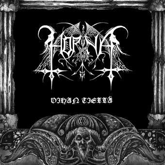 Horna - Vihan Tiella, CD