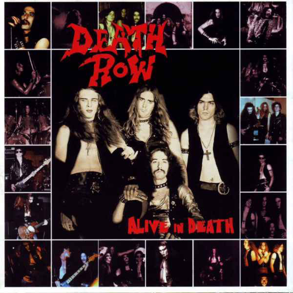 Death Row - Alive In Death [red - 100], 2LP