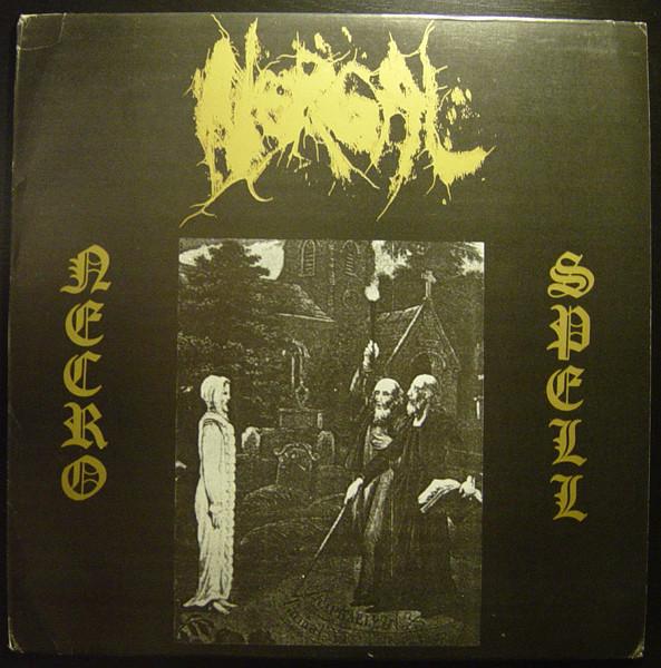 Nergal / Bundeswehra - Necro Spell / Kings' Return, LP
