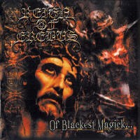 Reign Of Erebus - Of Blackest Magic, MCD