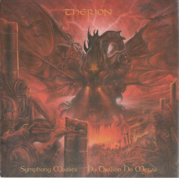 Therion - Symphony Masses: Ho Drakon Ho Megas, CD