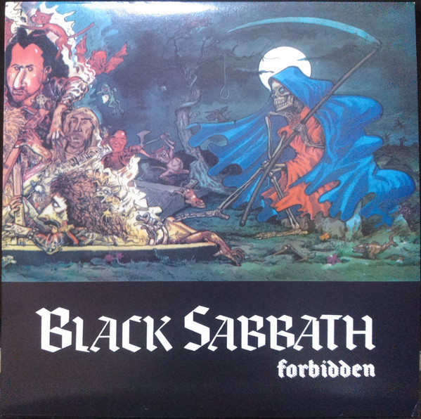 Black Sabbath - Forbidden, LP