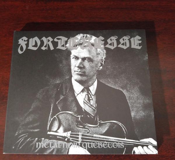 Forteresse - Metal Noir Quebecois, DigiCD