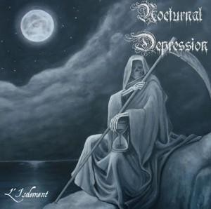 Nocturnal Depression - L'Isolement, 7""