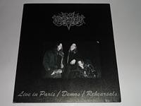 Katatonia - Live in Paris + Demos, DigiCD