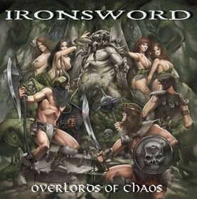 Ironsword - Overlords Of Chaos, 2LP