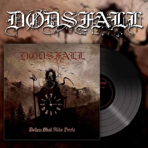 Dødsfall - Døden Skal Ikke Vente [black - 300], LP