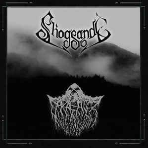 Skogsande/Darkeater - Split, CD