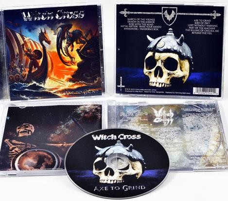 Witch Cross - Axe To Grind, CD