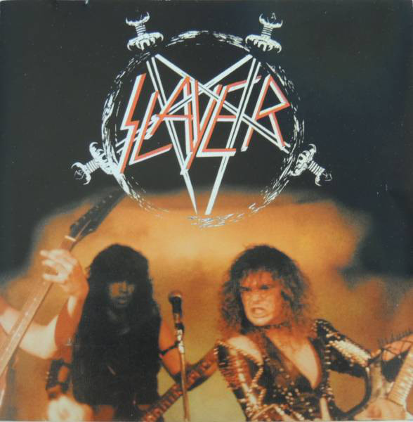 Slayer - The First Command - Live, CD