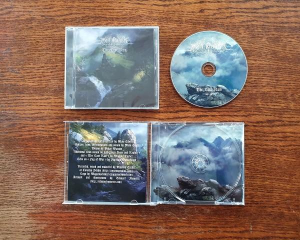 Cân Bardd - The Last Rain, CD