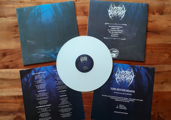 Woods of Desolation - Torn Beyond Reason, LP