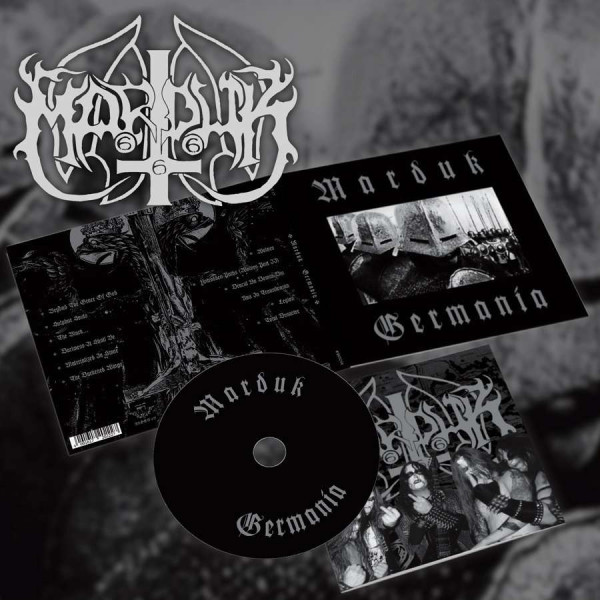 Marduk - Germania, DigiCD