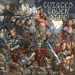 Twisted Tower Dire - The Curse Of Twisted Tower, 2CD