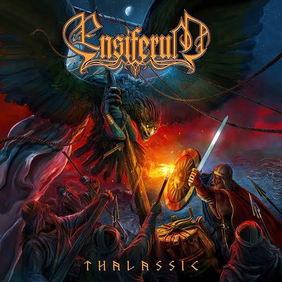 Ensiferum - Thalassic, CD