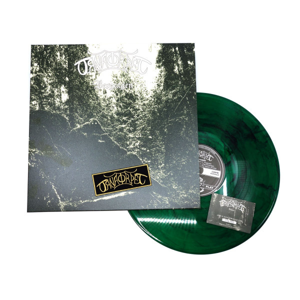 Örnatorpet - Bergtagen [green/black marble + patch - 300], LP