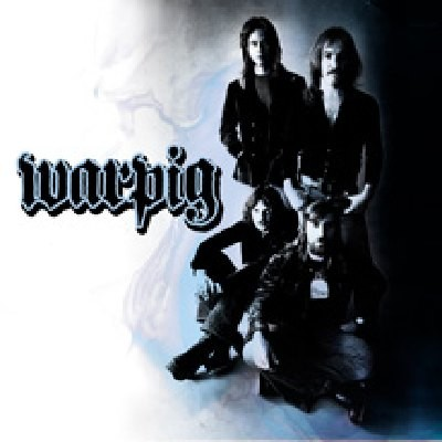 Warpig - s/t [black], LP