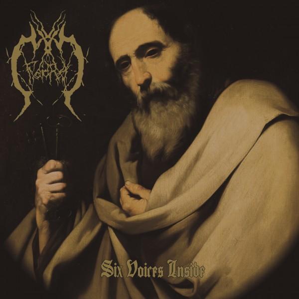 Faidra - Six Voices Inside, CD