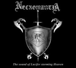 Necromantia - The Sound Of Lucifer Storming Heaven, CD