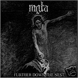 Mgla - Mdlosci/Further Down Into The Nest, CD