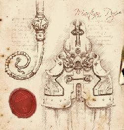 Misty Morning - Martian Pope, MCD