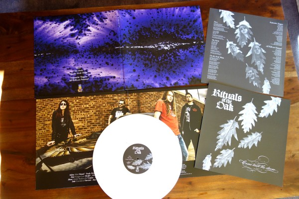 Rituals Of The Oak - Come Taste The Doom, LP