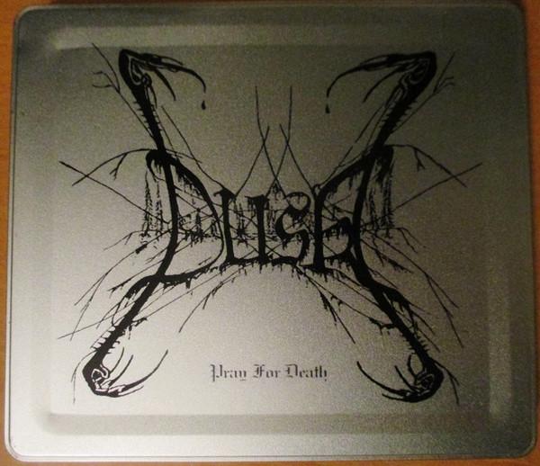 Dusk - Pray For Death, CDBOX