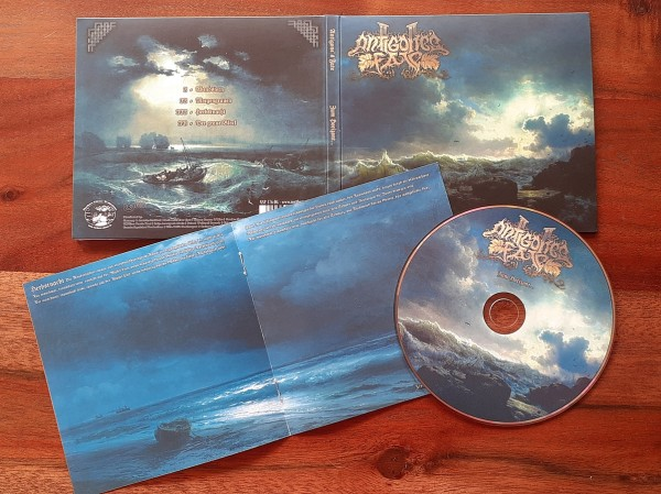 Antigone's Fate - Zum Horizont..., DigiCD