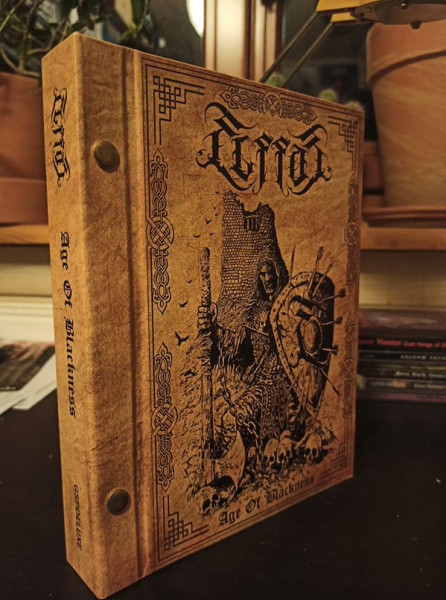 Elffor - Age Of Blackness, 12-CD BOX