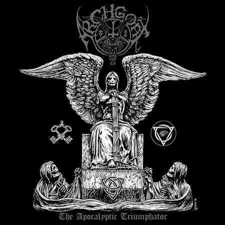 Archgoat - The Apocalyptic Triumphator, CD