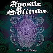 Apostle Of Solitude - Sincerest Misery, CD