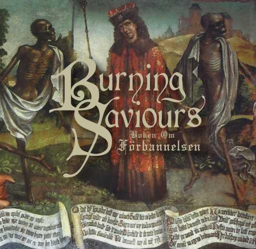 Burning Saviours - Boken Om Förbannelsen, CD